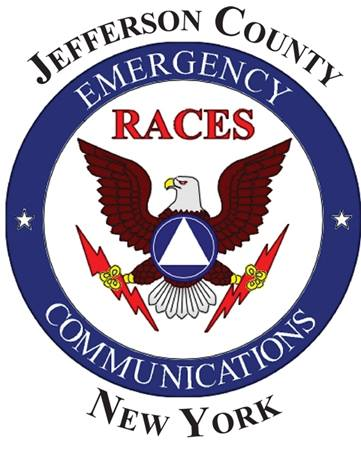 RACES of Jefferson County, NY logo